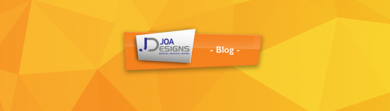 JOA DESIGNS Blog